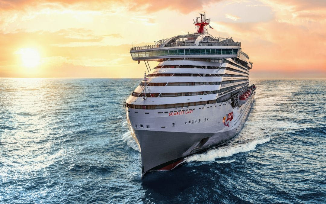 Scarlet Lady Will Finally Make Her Thrilling Homecoming in August