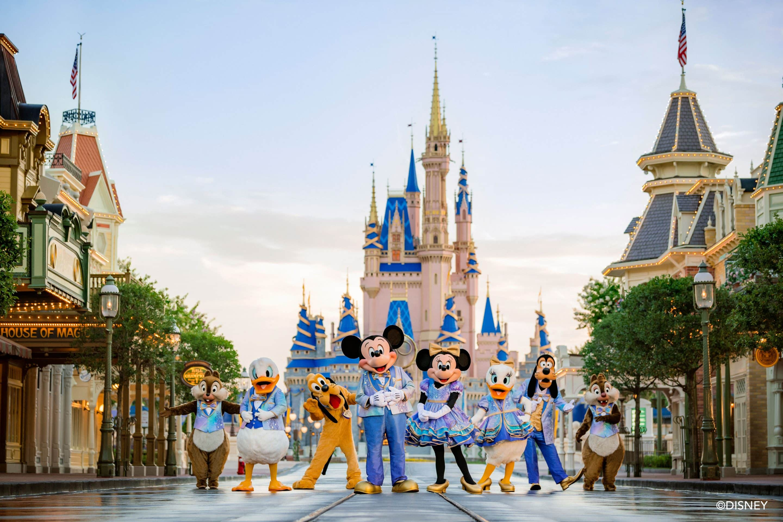Walt Disney World EARidescent 50th Fashion