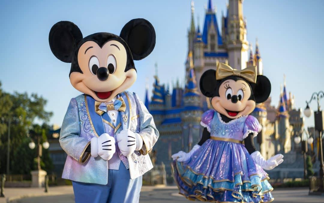 BIG Disney World News Plus New Fireworks Celebrating 50th Anniversary