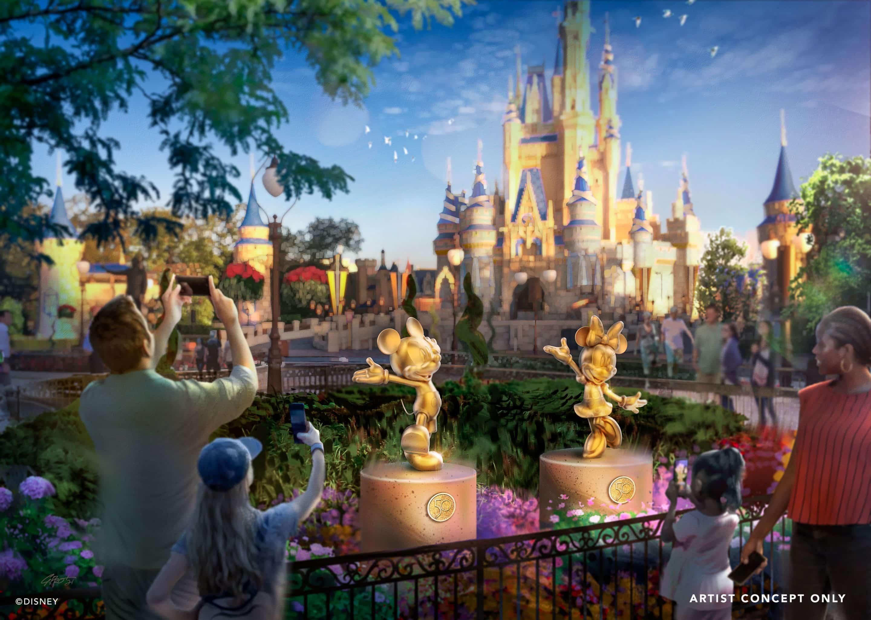 Walt Disney World Fab 50 Character Collection