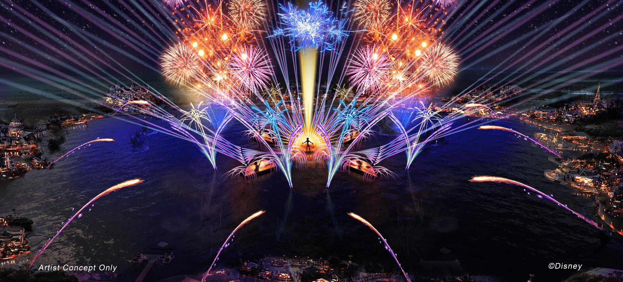 Walt Disney World Harmonious at EPCOT